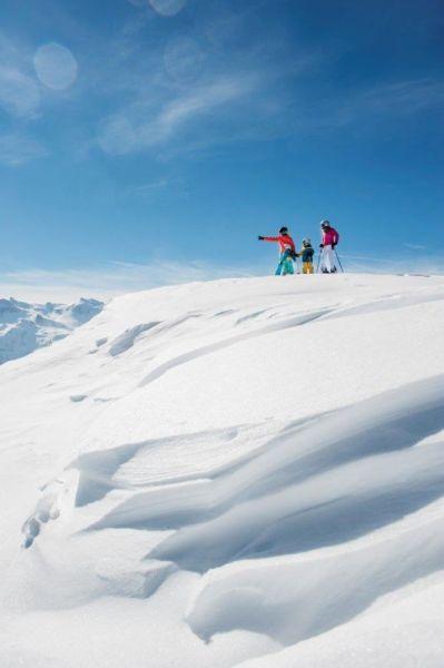 Altenmarkt-Zauchensee-TourismusSkifahrenFamilieTiefschnee